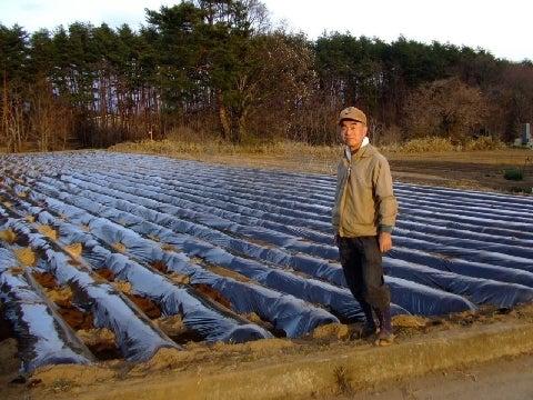 僕と野菜と田舎暮らし-丹後さん
