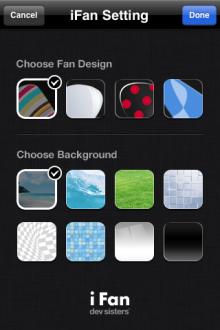 ゆきの iPhone・iPod Touch・iPod 面白アプリ-ifan5