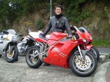 『吉光ゆーきゆーきブログ』-CBX1000で旅してみる・・・-ドカティ