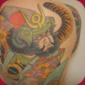 加藤清正の刺青