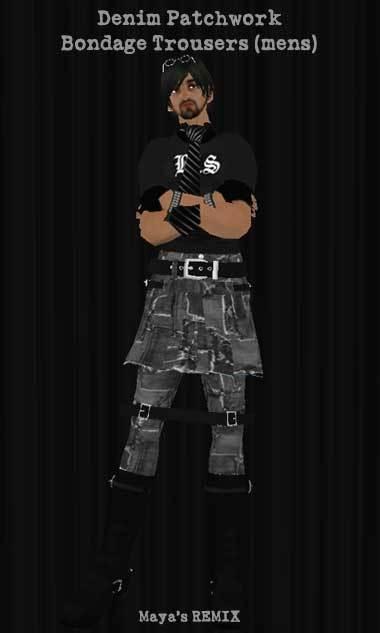 Maya's style / Second Life Fashion-Maya's REMIX