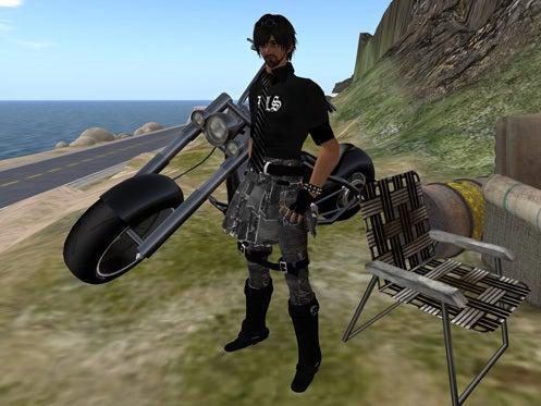 Maya's style / Second Life Fashion-Tank you !! X jayaram