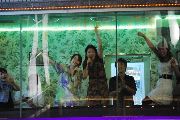 神泉で働くマジシャンのblog-karaoke