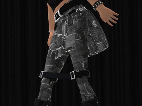 Maya's style / Second Life Fashion-二―ベルトがフレキシブルになりました!!