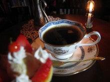 $秋田和徳ブログ『バラ・グラフィック』-coffee