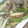 青椒肉絲  レシピ♪の画像