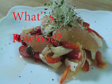 Rawfood school Le potager