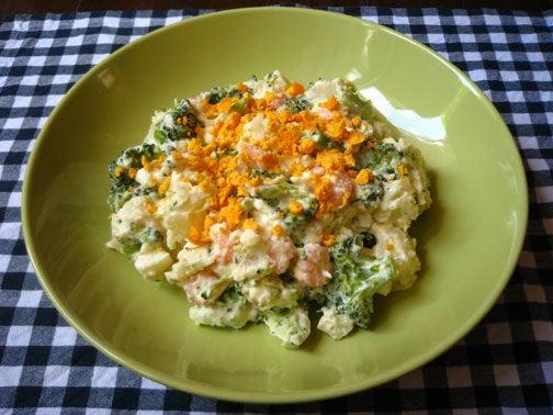ひよこ食堂-えびポテサラダ01