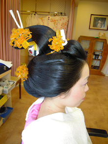 楽しくヘアアレンジ Ameba版