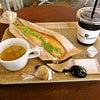 ブラウニーとサンドイッチのカフェ/ジャーナルスタンダードカフェ渋谷店の画像