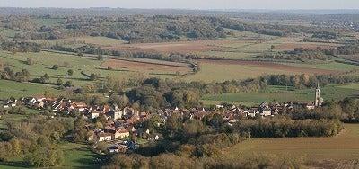 フランスの田舎暮らし-vuevez