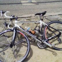 ロードバイクで志賀島