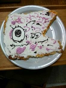 日々 更に駆け引き-鯉のぼりケーキ