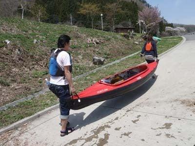 癒し系カヌーガイドToshiのカヌーツアーリポート&スーパーガイドへの道etc・・・