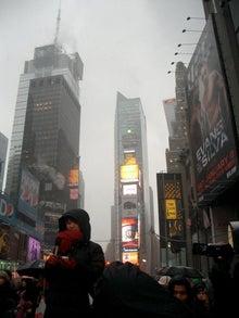 N.Y.に恋して☆-Times Square