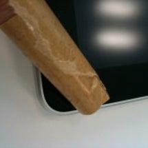 iPadのアンチグレ…