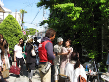神戸のイベント会社で働くぎりぎりガールのレポート