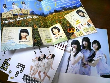 パッ×6 Perfume!!