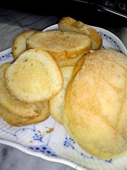 $西 龍治(RyujiNishi)のブログ 「食の一期一会」-サンライズ、ラスク