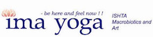 Be here and feel now!@ imayoga