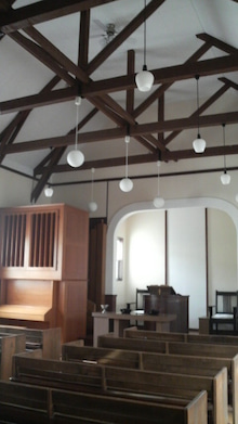 $ある教会の牧師室