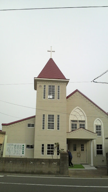 ある教会の牧師室-藤崎4