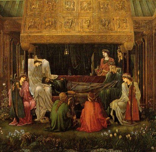 REMOVE-The Last Sleep of Arthur in Avalon