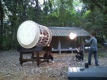 $和太鼓とドラムのユニット我龍のブログ-我龍ポスター撮影