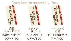 もんじゅのプペブログ-20100522_海外旅行チケット