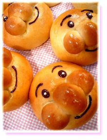 Little Happy    ~ 私パンのできるまで~