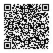 爪猫《裏》日記-mixiQRコード