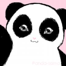 Panda-sama…
