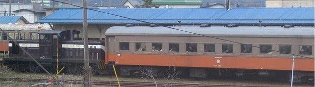 深いい話!!深郷田駅 | 奥津軽...