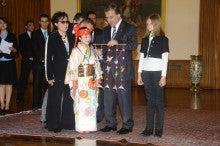 日本トルコ友好協会-副首相