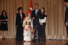 日本トルコ友好協会-大統領