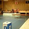 千葉県理容競技大会前日の画像