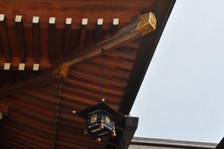 茶々吉とデジ一 のんびり旅-2010/5/21大神神社宝鐸