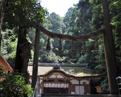 茶々吉とデジ一 のんびり旅-2010/5/21狭井神社拝殿