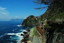 自転車世界横断!!TERU-TERU project-Cinque Terre06