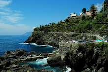 自転車世界横断!!TERU-TERU project-Cinque Terre11