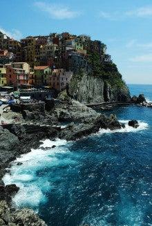 自転車世界横断!!TERU-TERU project-Cinque Terre09