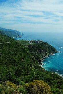 自転車世界横断!!TERU-TERU project-Cinque Terre15
