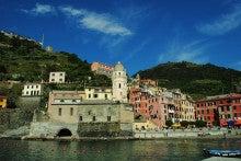 自転車世界横断!!TERU-TERU project-Cinque Terre19