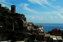 自転車世界横断!!TERU-TERU project-Cinque Terre22