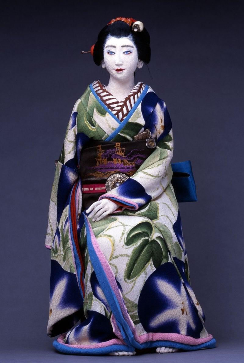 辻村寿和Collection「寿三郎」創作人形の世界シーボルトいね