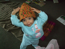 Chakra-帽子