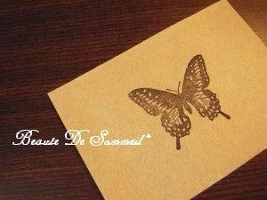 ☆ . ・ 。+ Secret Sanctuary + 。 ・ . ☆-beaute De Sommeil 消しゴムはんこ
