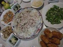 $★ ENAのえいっ!YAYOのえ~ん! ★-豪華な食卓
