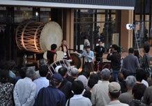 和太鼓とドラムのユニット我龍のブログ-NHK我龍