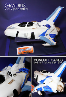 $YONOJIのデザインケーキ&自由日記